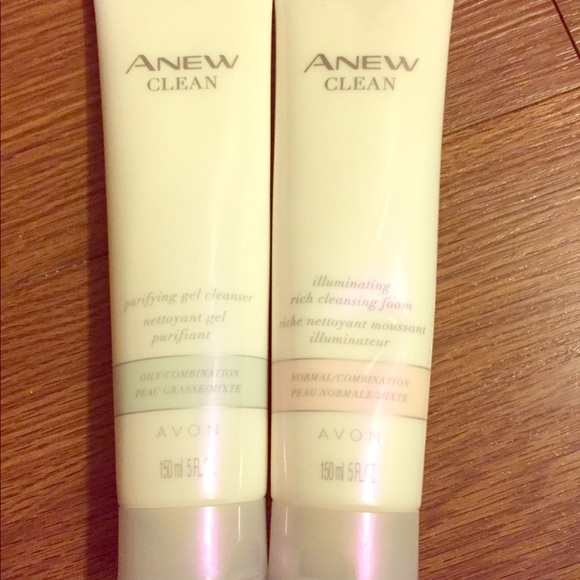Avon Other - ANEW CLEAN face cleanser by Avon